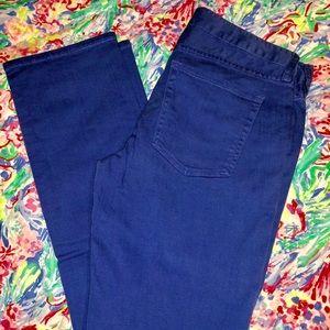 J. Crew Jeans - J Crew Periwinkle Matchstick Jeans